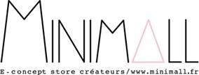 logo minimall e-shop créateurs