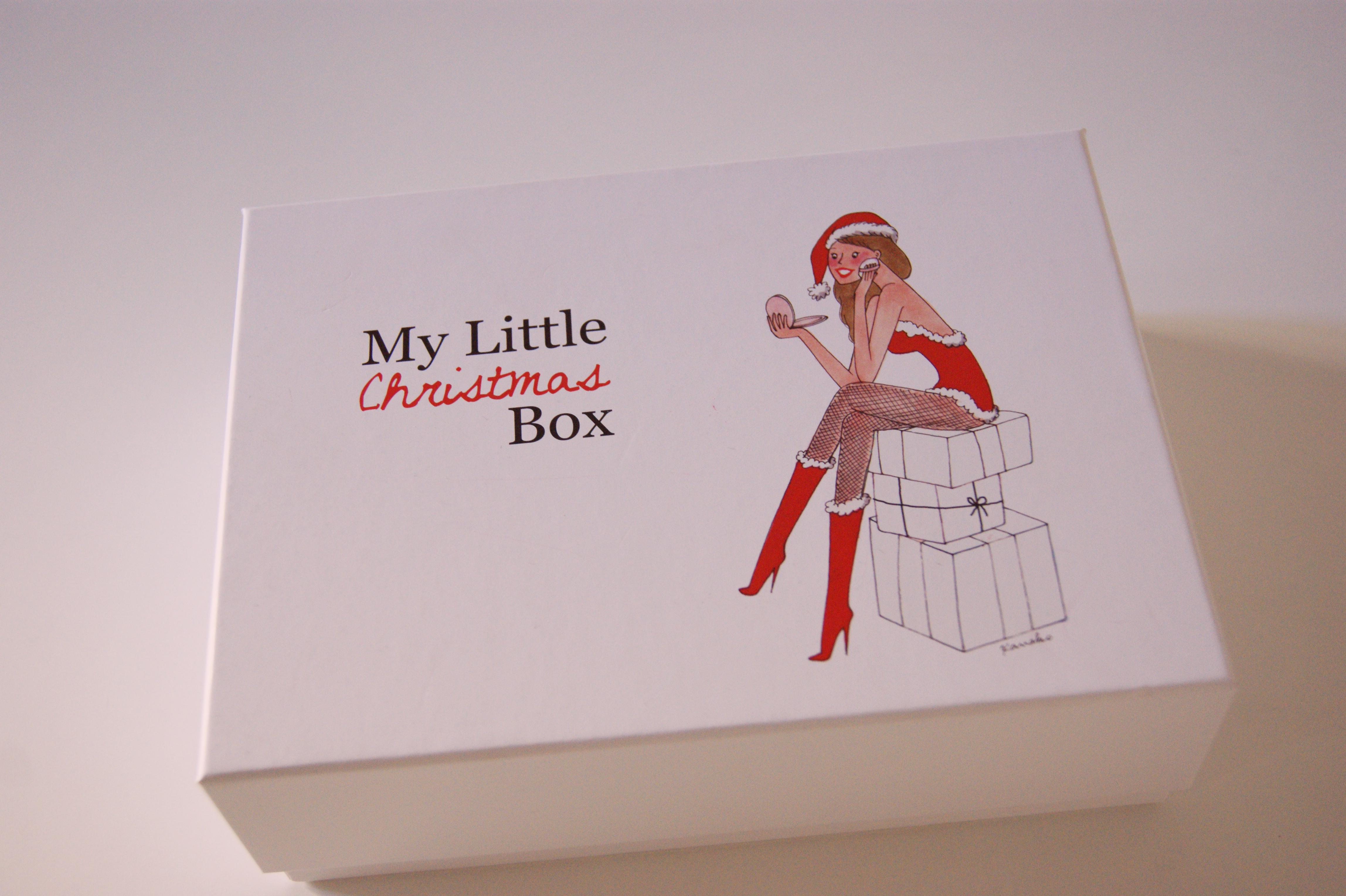 My Little Christmas Box