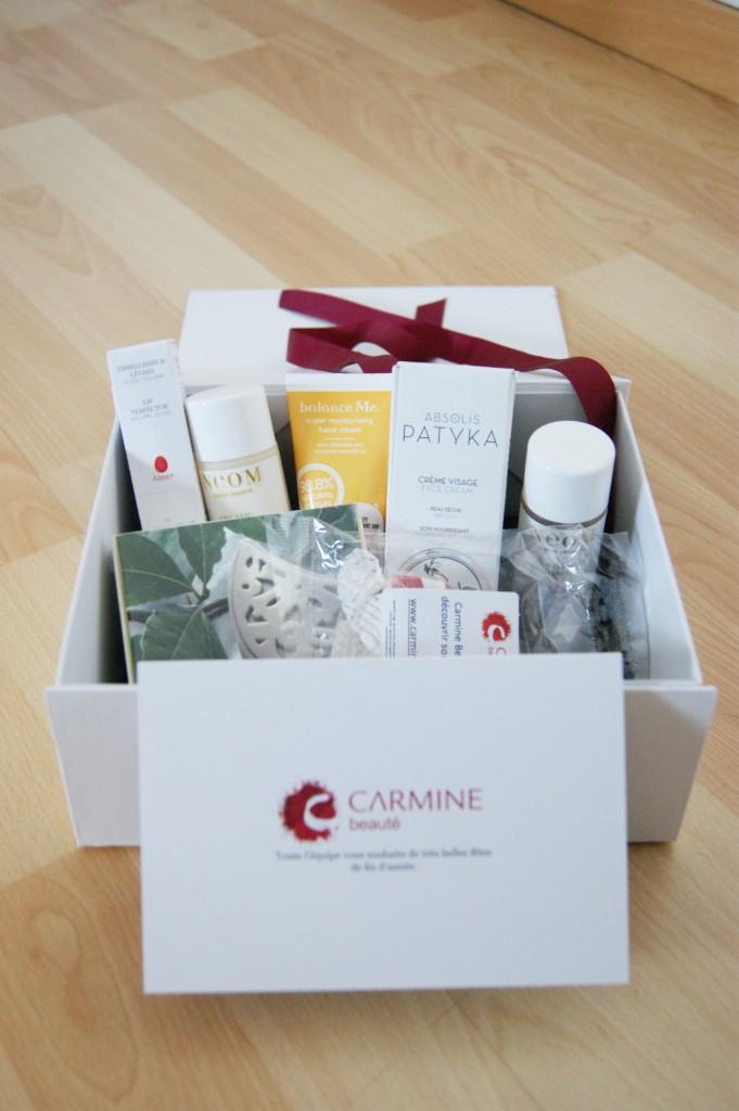 carmine box france