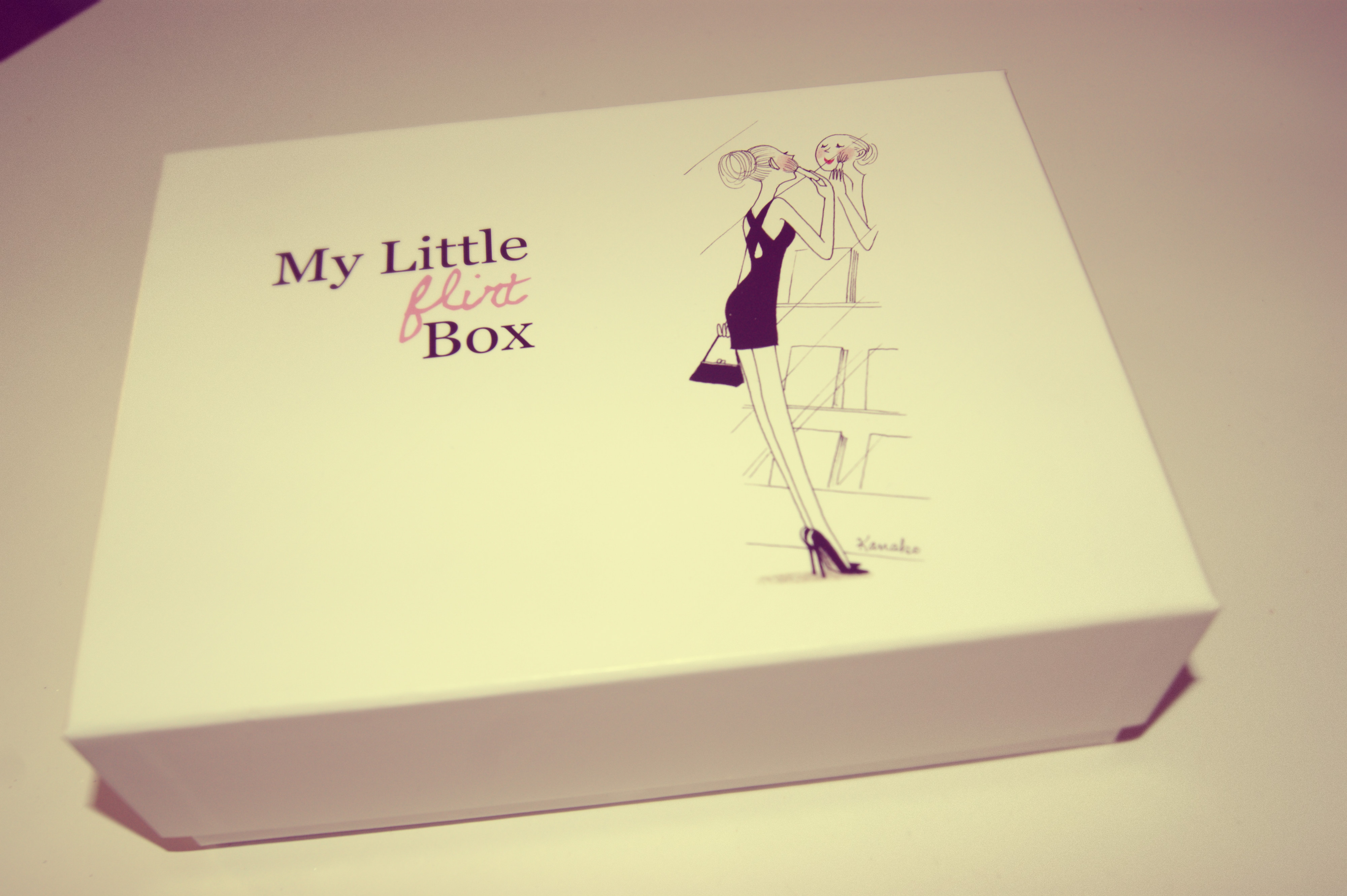 my little flirt box