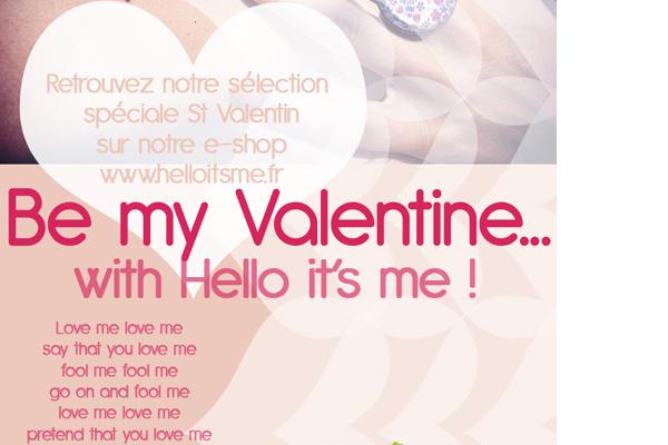 hello it's me valentine