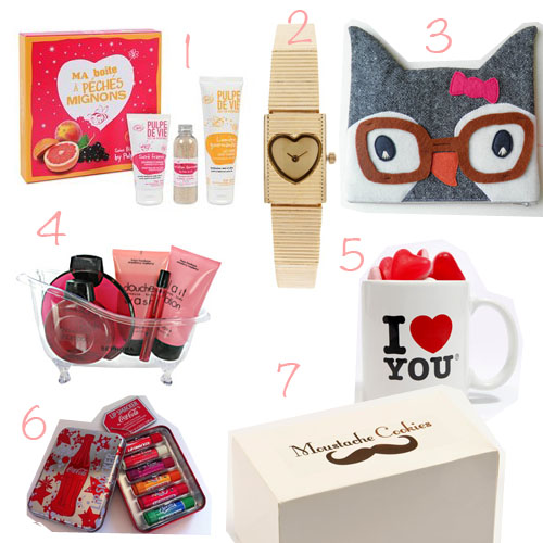 St valentin cherche idees cadeaux le so girly blog - Idees saint valentin ...