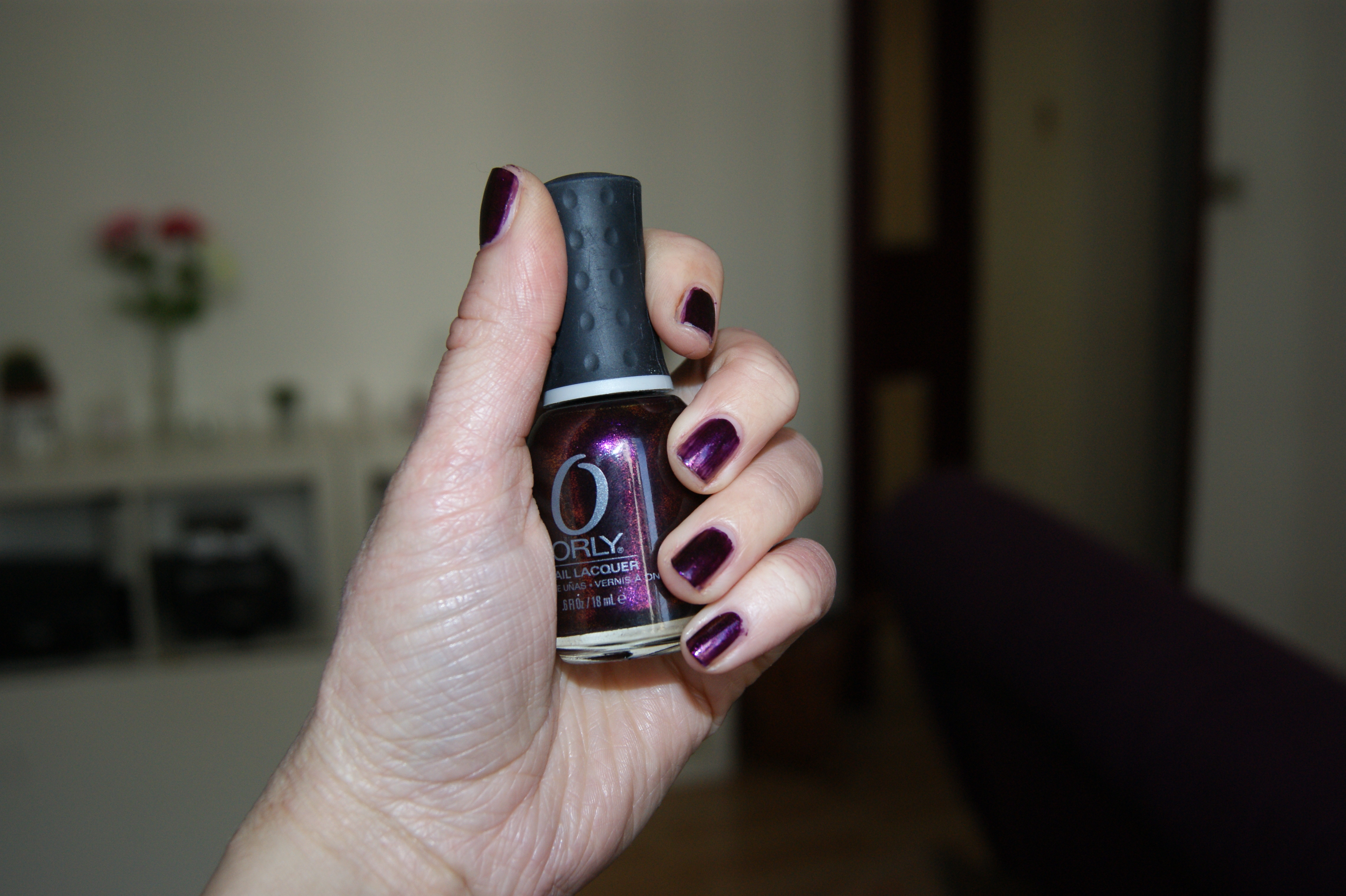 test vernis orly