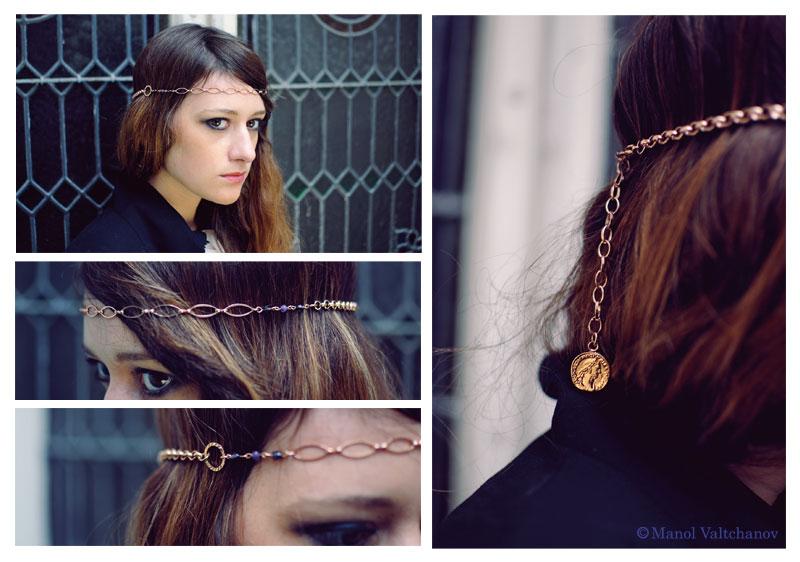 bijoux de tête hava
