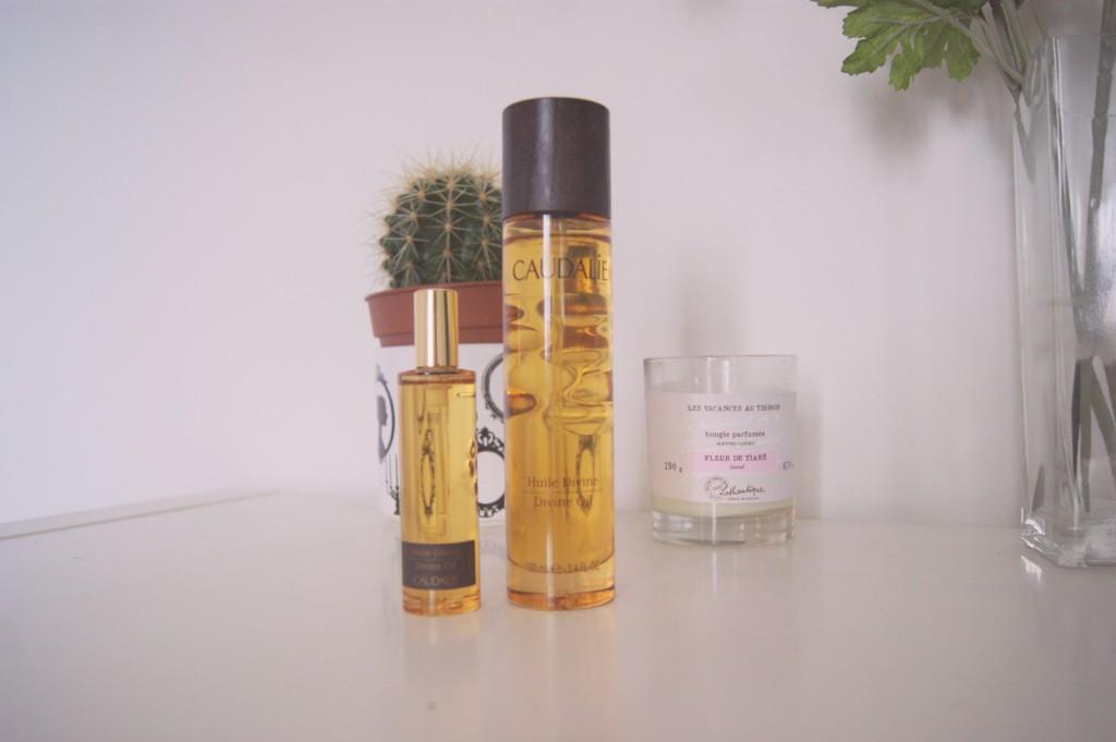 Les huiles pour les cheveux hashmi