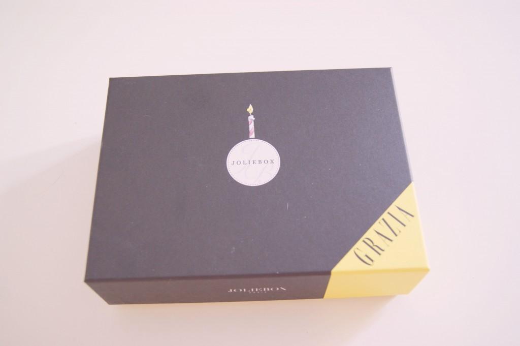 joliebox anniversaire juin 2012