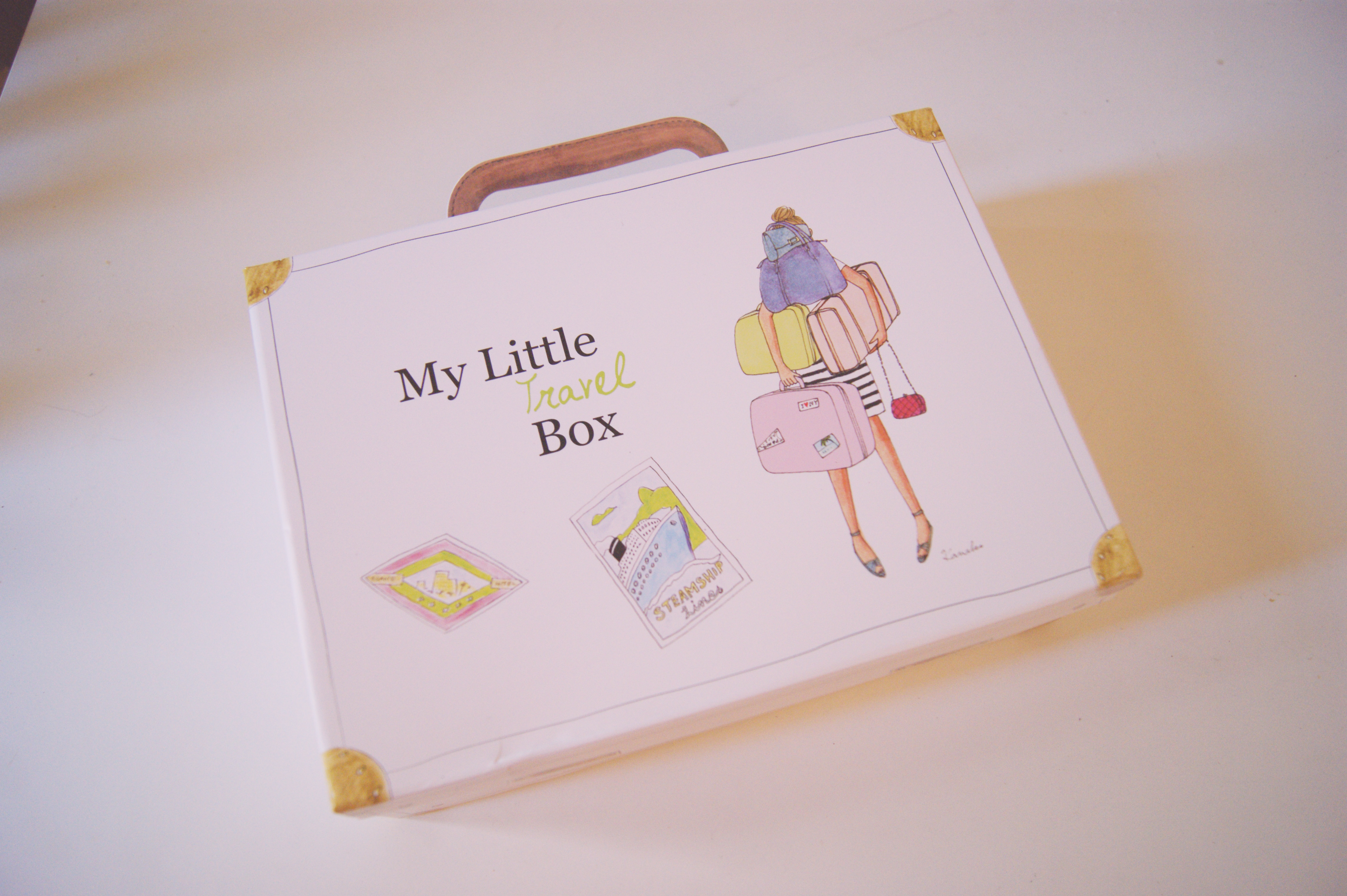 my little box juillet 2012