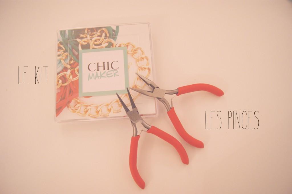 chic maker kit