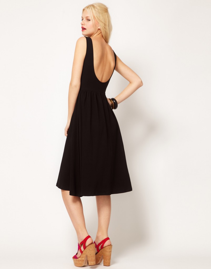 E shopping de la semaine asos special robes jupes le so girly blog - Robe dos echancre ...