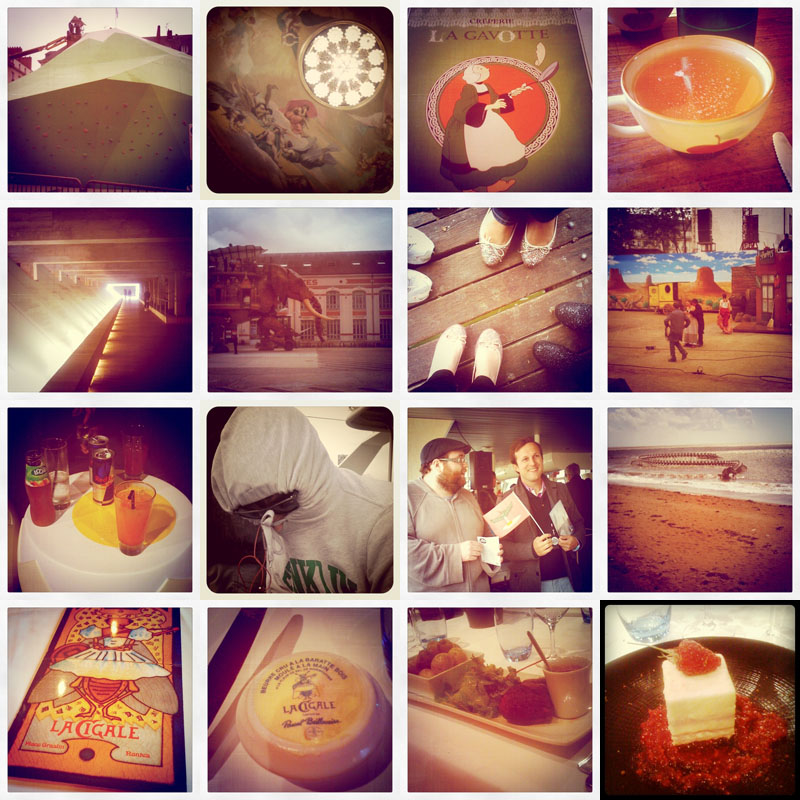 Le Voyage a Nantes : Instagram & bonnes adresses ! - Le So ... Girly Blog Instagram