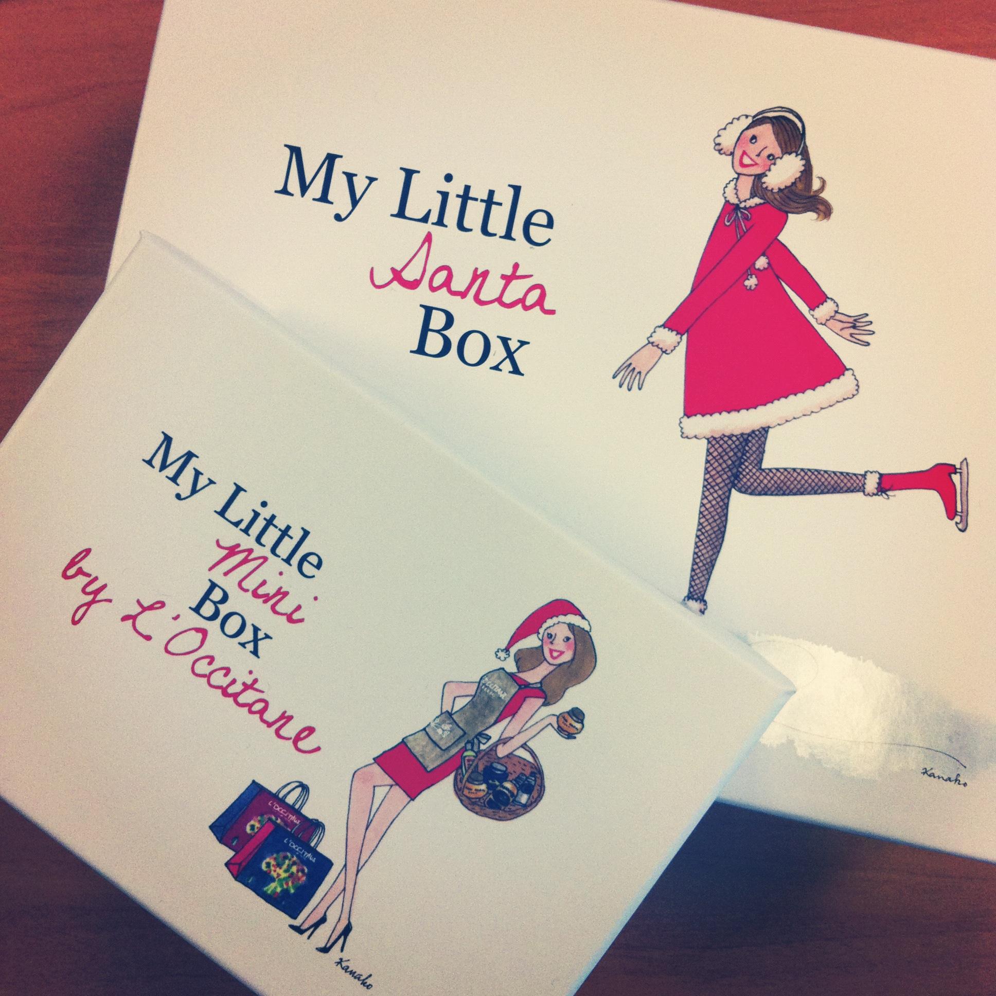 my little box décembre 2012