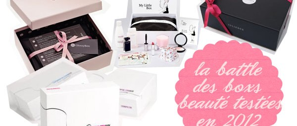 box beauté comparatif