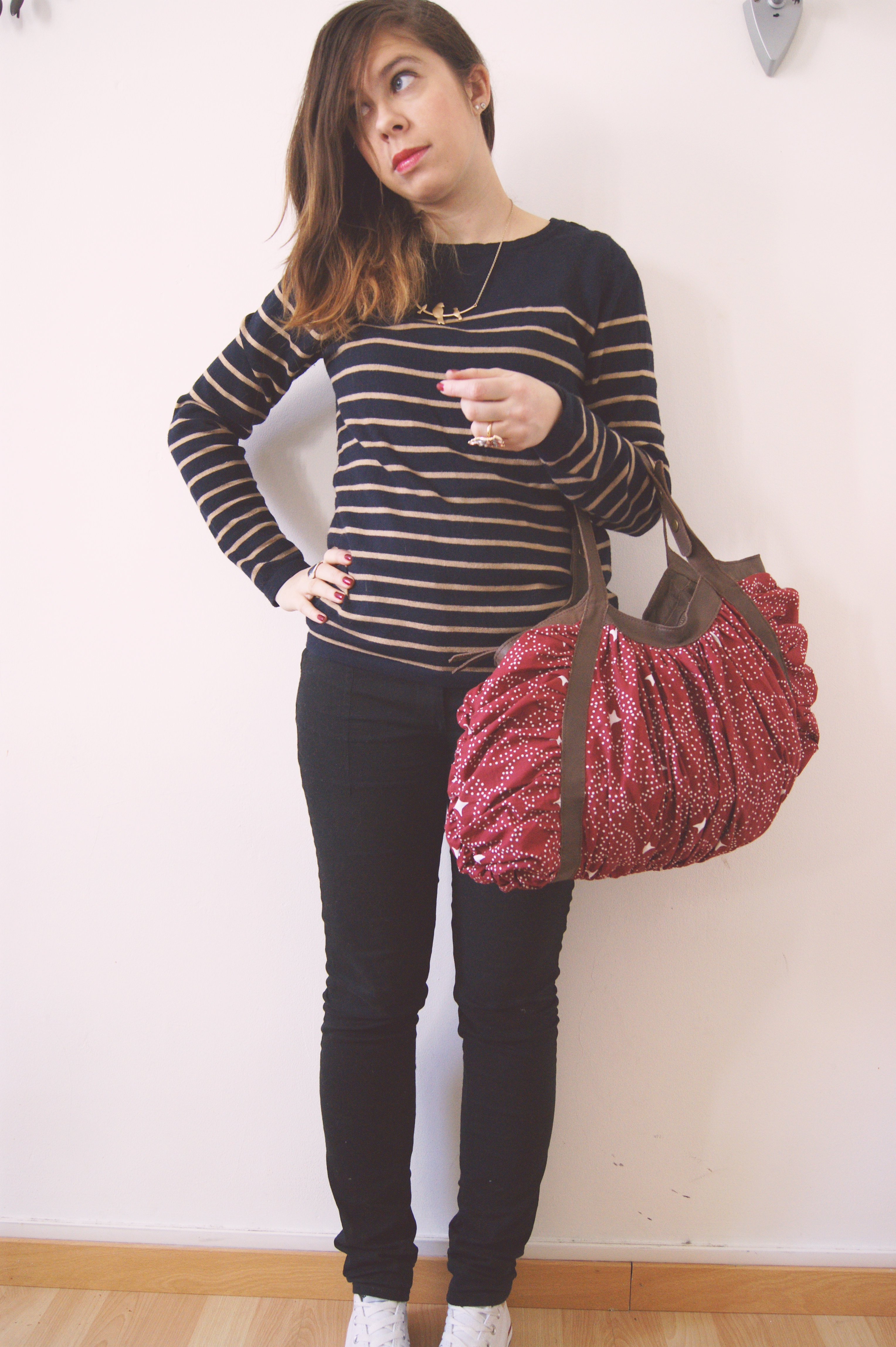 tenue casual pour weekend charg le so girly blog