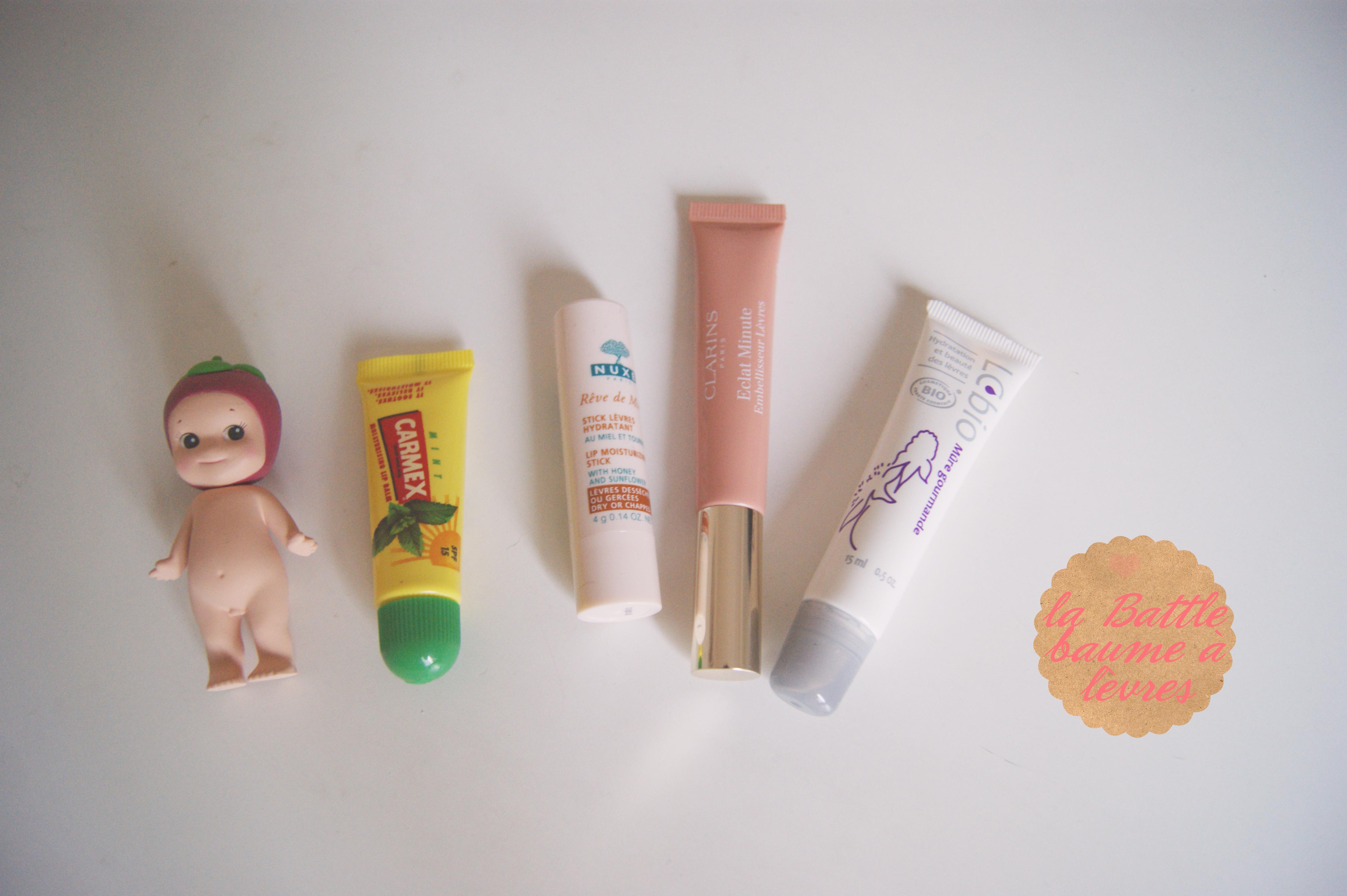 quel baume à lèvres choisir ?