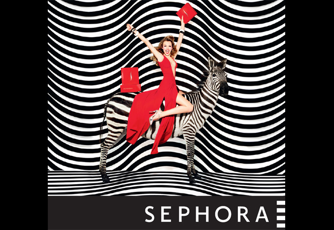 sephora psychedelic party 2012