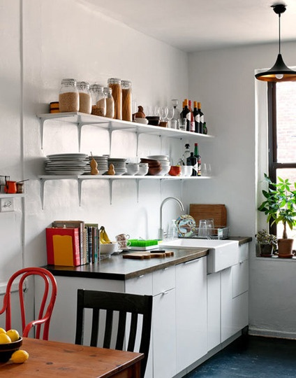 Inspirations d co pour un petit appartement le so girly blog for Amenagement petite cuisine appartement