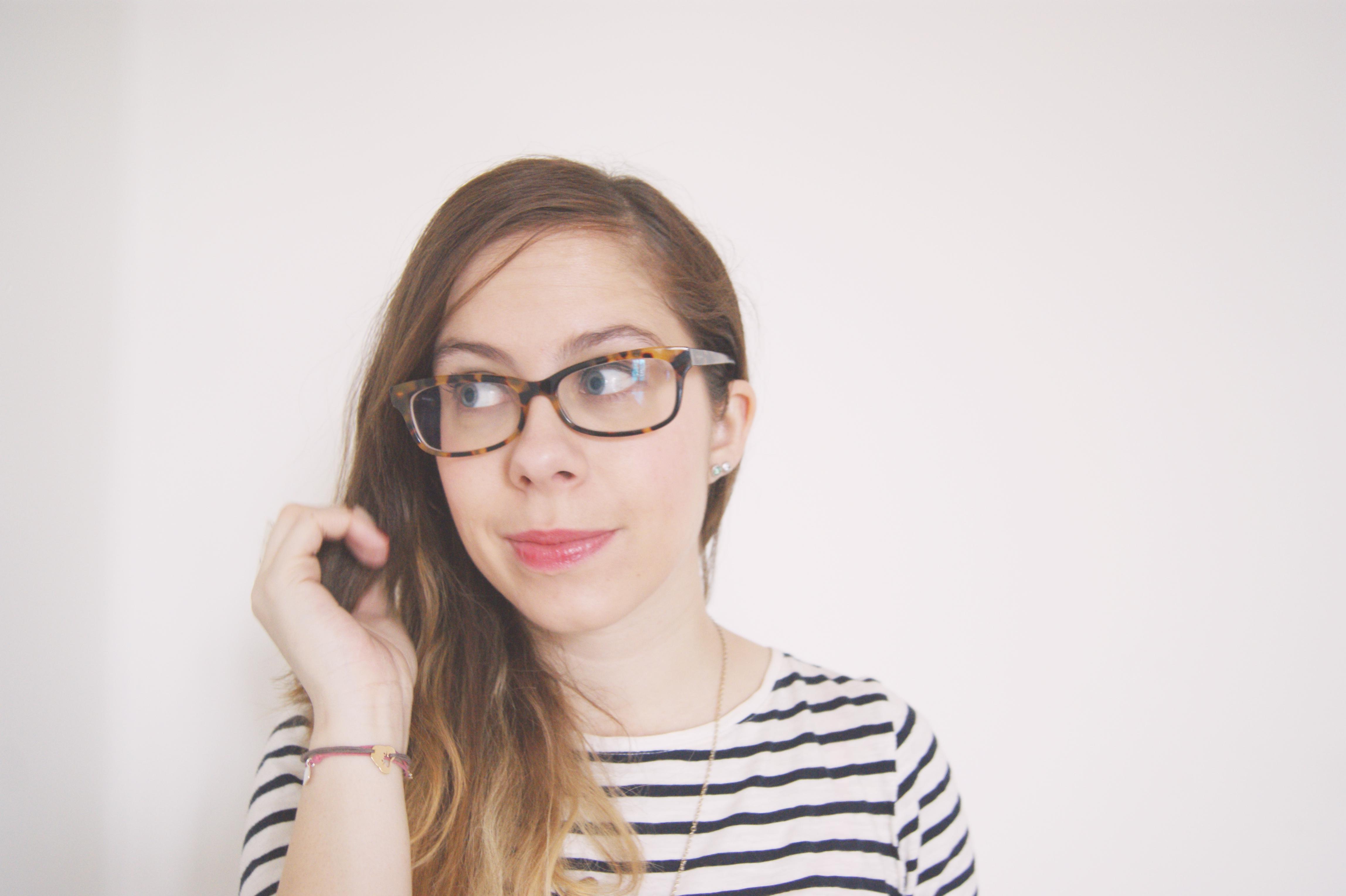 lunettes écailles