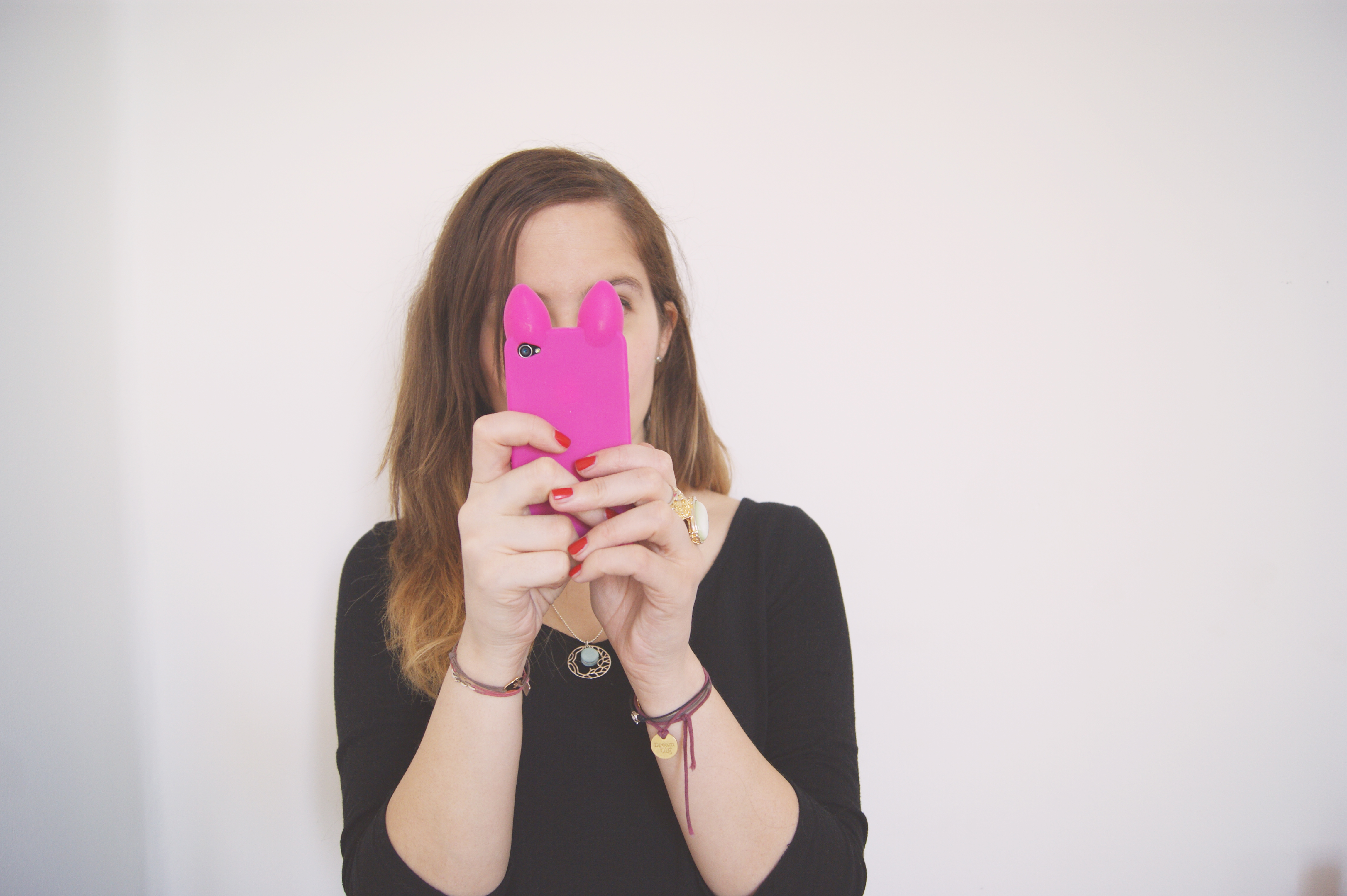 coque iphone chat h&m