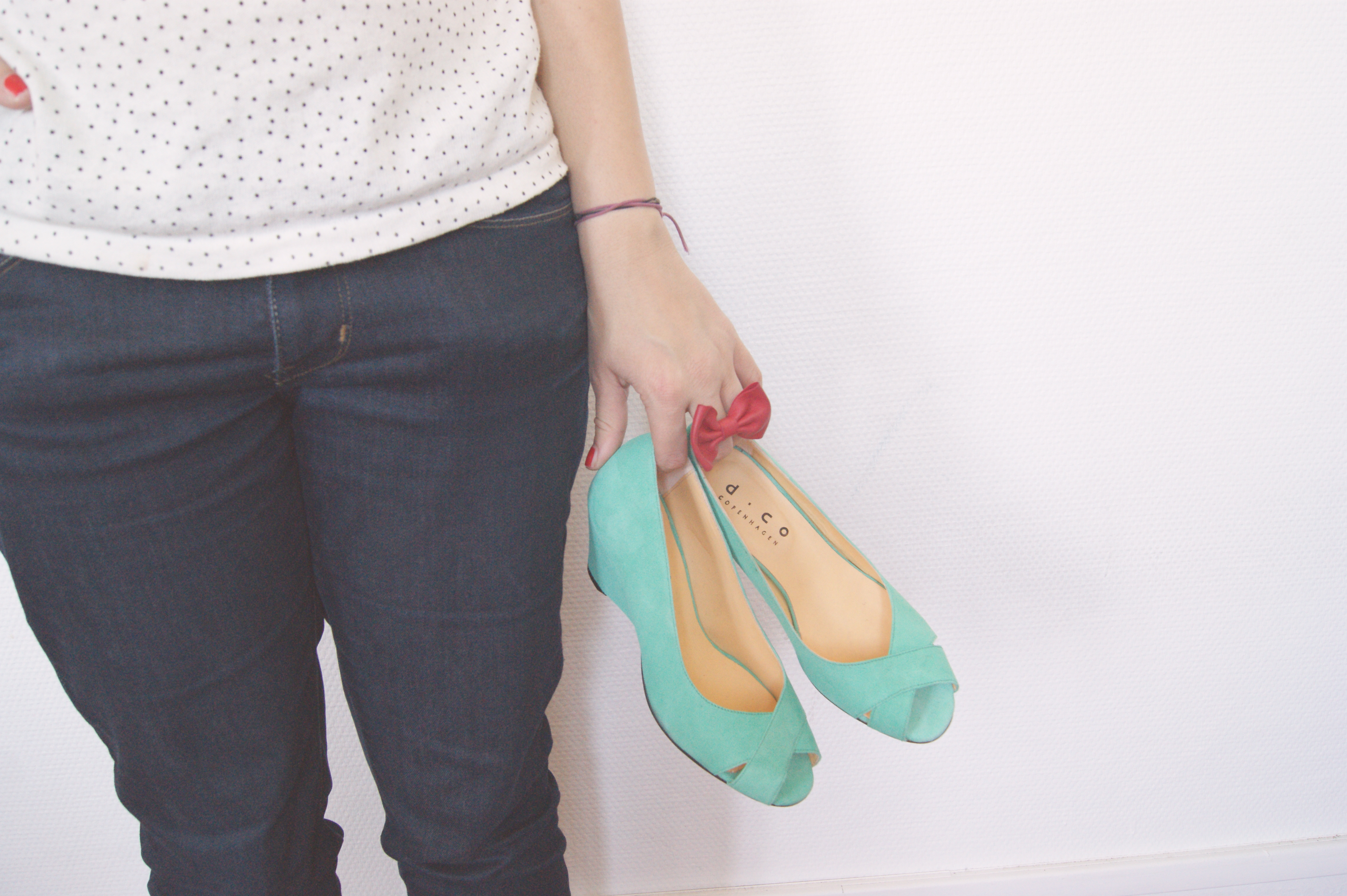 chaussures retro  d.co