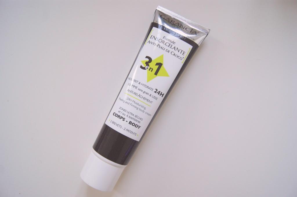 crème 3 en 1 garancia test