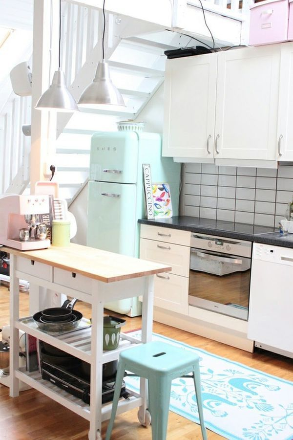 Inspirations pour une d coration so girly le so girly blog for Pinterest deco cuisine