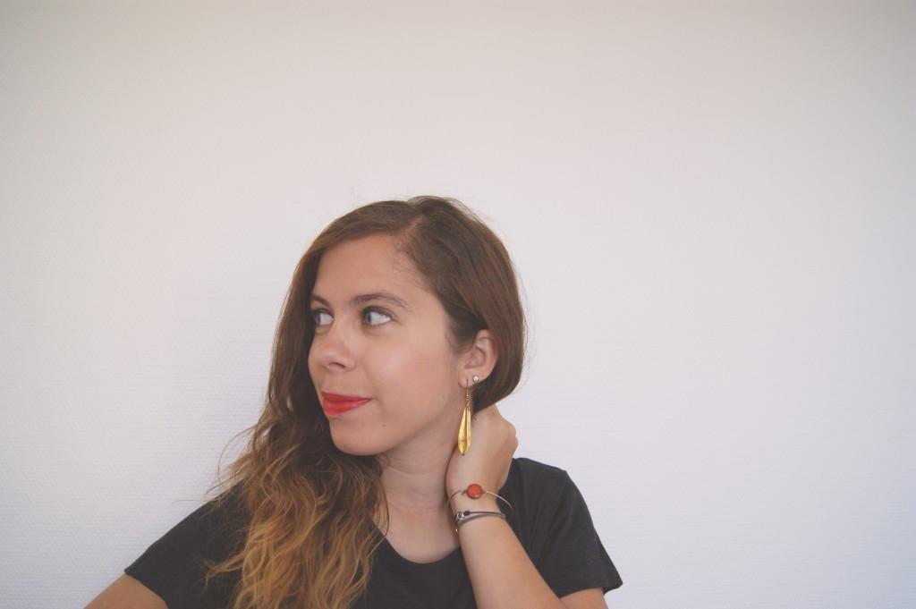 make up été