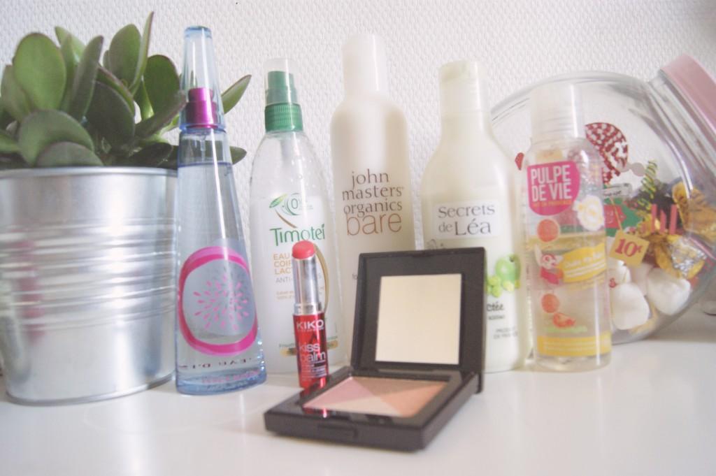 produits de beauté girly