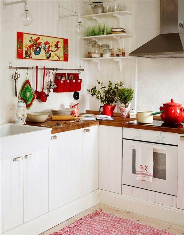 De la d co scandinave et color e le so girly blog for Deco cuisine girly