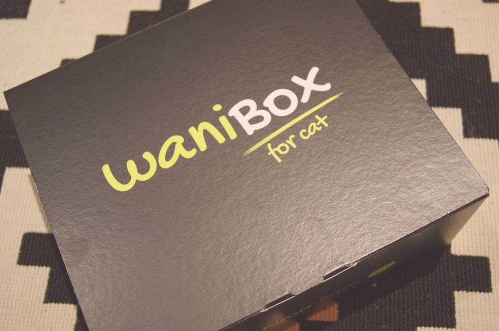 wanibox box pour chats