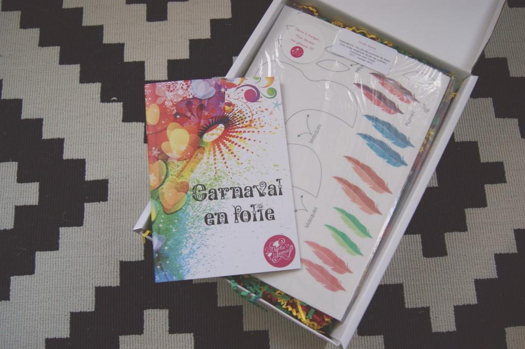 box carnaval charlie jasmin