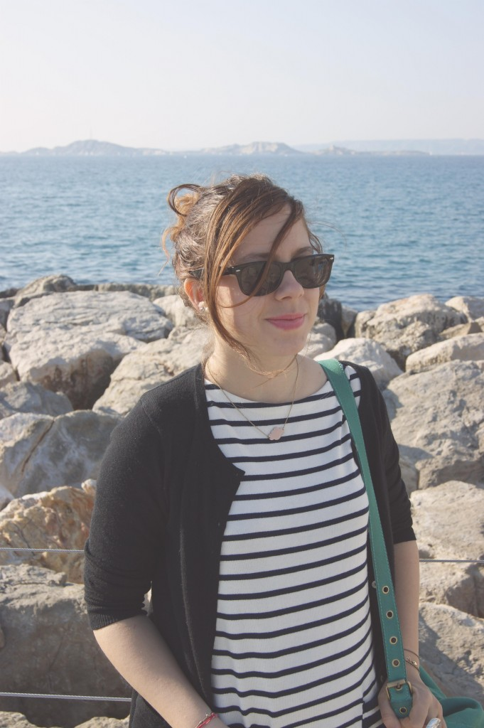 so girly blog look marin