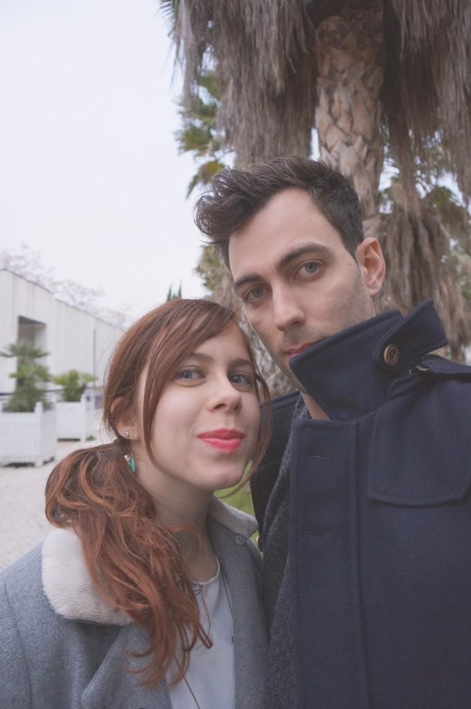 look couple