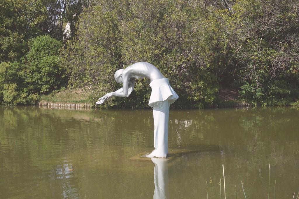 sculpture parc borély marseille