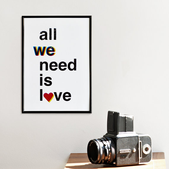 affiches etsy