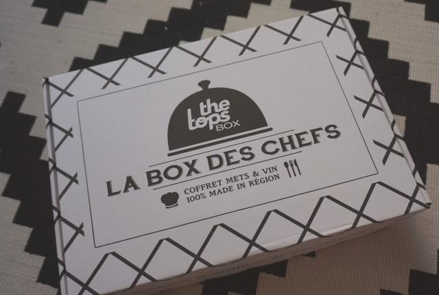 the tops box la box des chefs