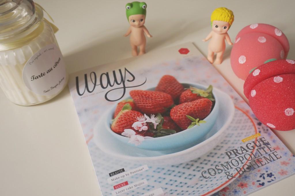 Le joli magazine Ways