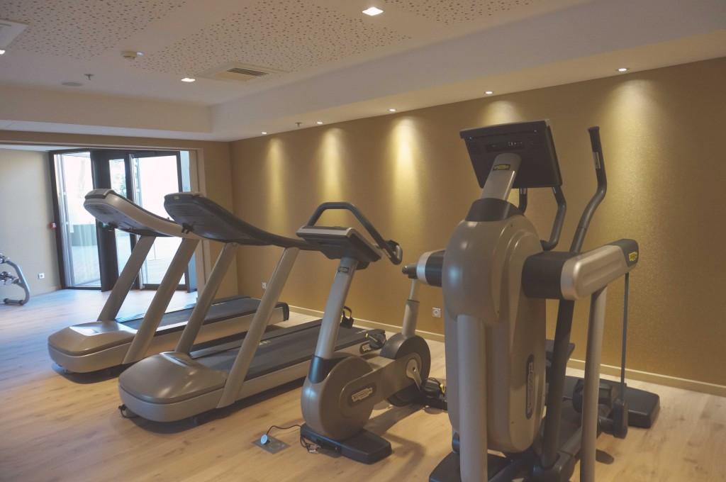 salle de fitness spa renaissance aix en provence