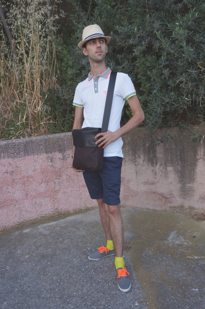 look  homme kaporal