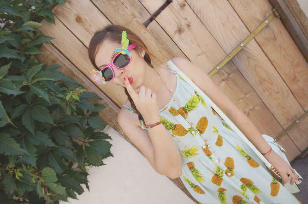 lunettes tropicales primark