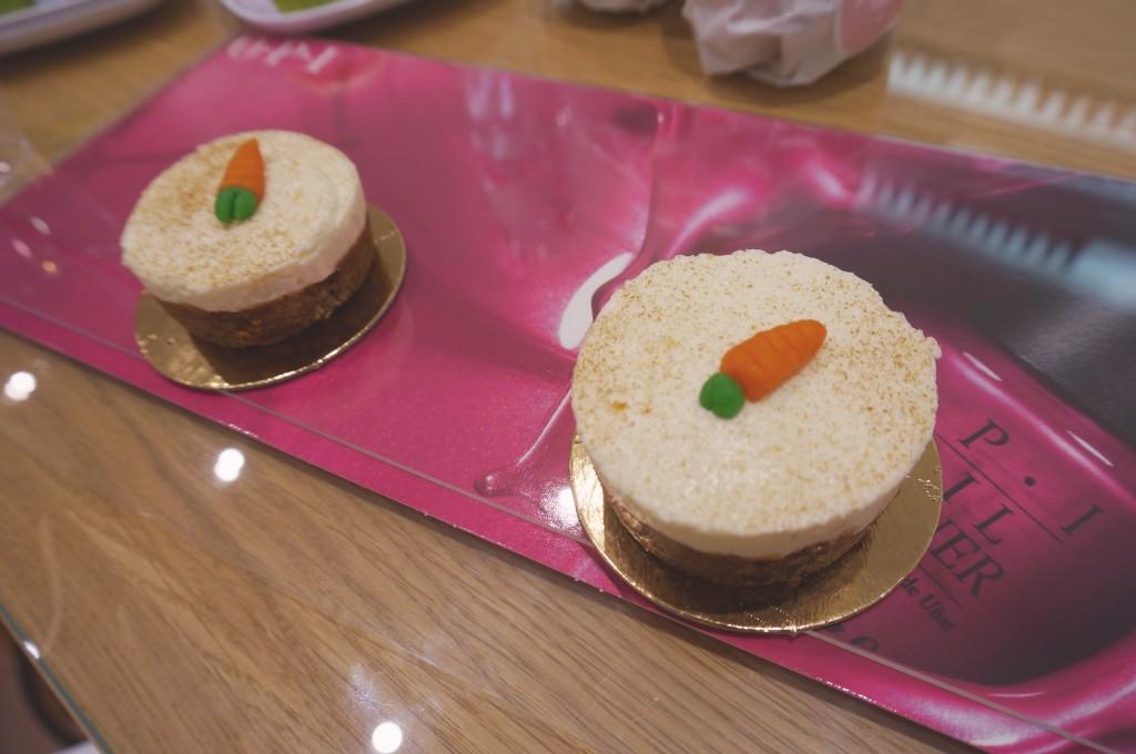 carrot cake minoofi bakery