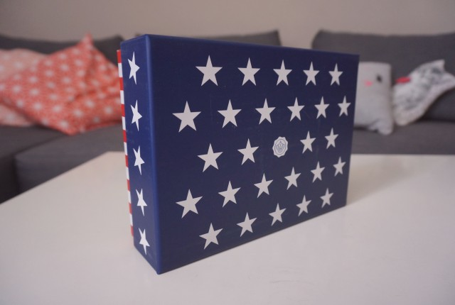 glossybox édition stars & stripes