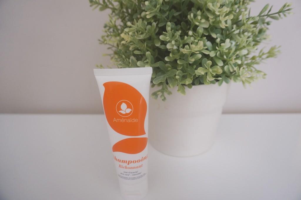 shampoing bichonnant aménaide