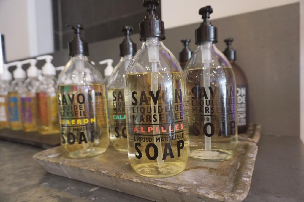 savon liquide compagnie de provence