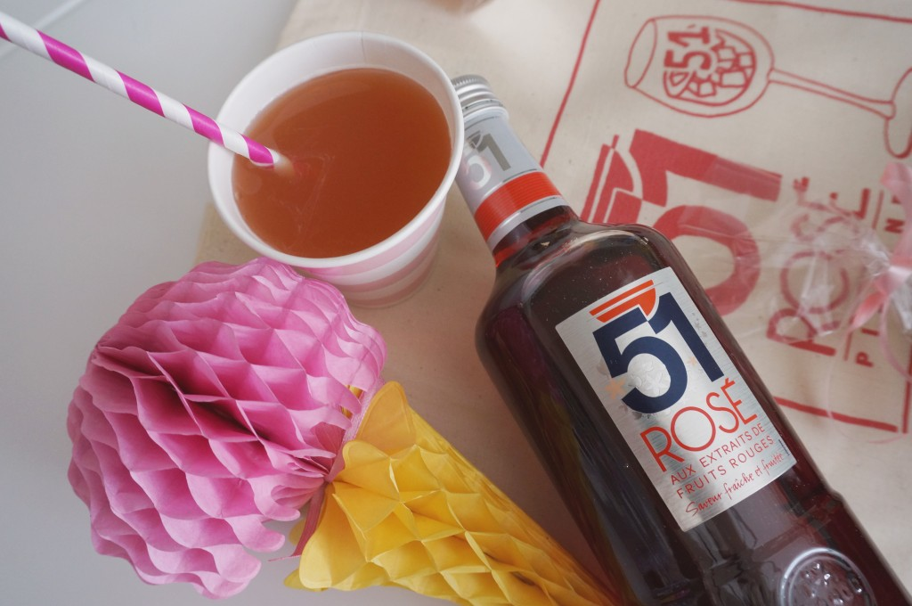 pastis 51 rosé
