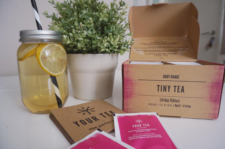 tiny tea le th d tox de your tea le so girly blog. Black Bedroom Furniture Sets. Home Design Ideas