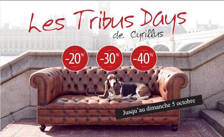 tribus days cyrillus