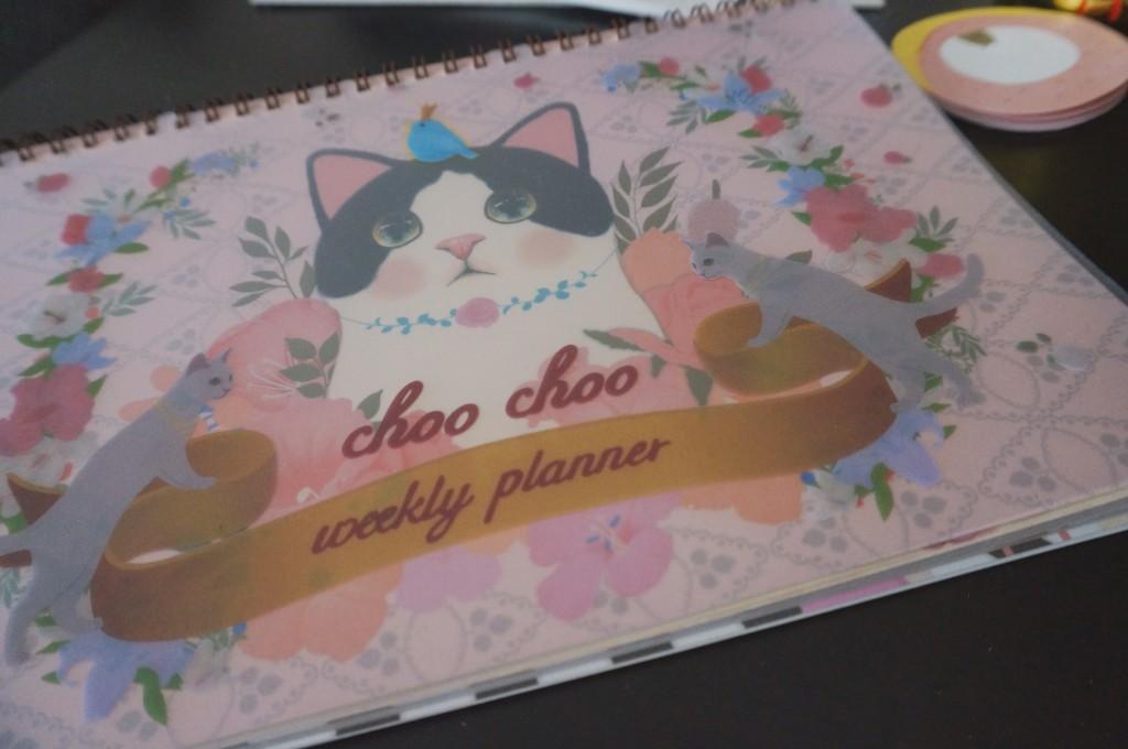 choo choo planner