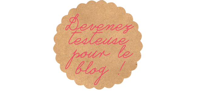 Les So Girly Testeuses de Septembre