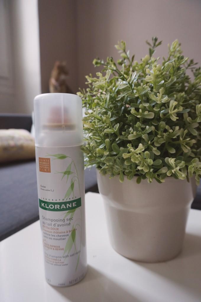 klorane shampoing sec