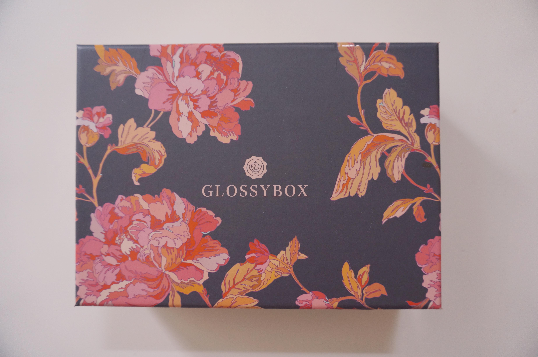 glossybox octobre 2014